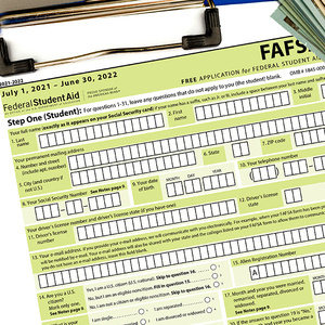 FAFSA 2021-2022 Application