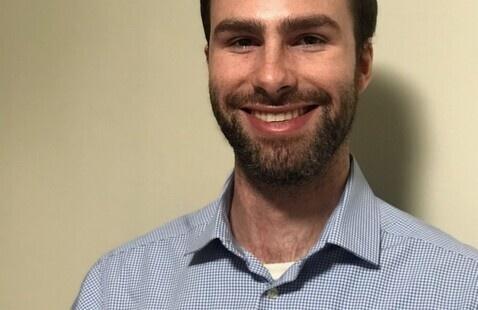 Zach Harris '17, senior account executive, Prosek Partners