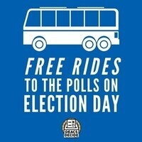 Deacs Decide: Free Rides to the Polls!