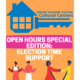 The Betty Shabazz Open Hours Special Edition: Election Time Support