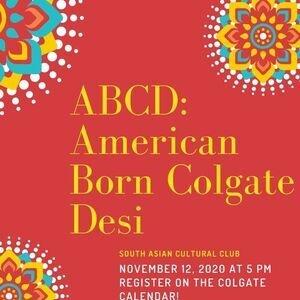 American Born Colgate Desi