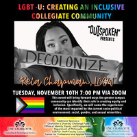 LGBT-U: Creating an inclusive collegiate community
