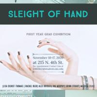 Sleight of Hand Art Exhibition