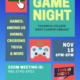 Library's Game Night