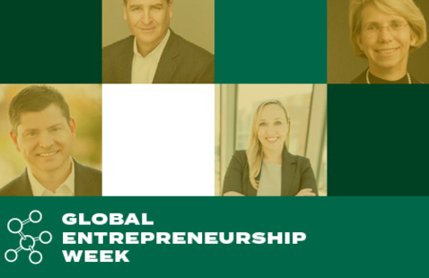 Global Entrepreneurship Week: Entrepreneurship and Innovation Arising out of a Global Pandemic
