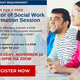 Join us for a free Doctor of Social Work Information Session