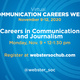 Careers in Communication & Journalism