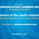 Careers in the Audio Industry