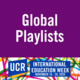 Global Playlists - International Education Week 2020