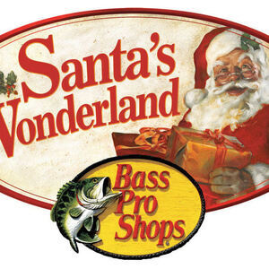 The magic of Santa's Wonderland continues in-person at Bass Pro Shops featuring FREE photos with Santa