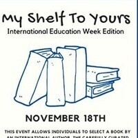 My Shelf To Yours: International Education Week Edition