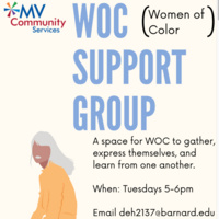 Women of Color Support Group