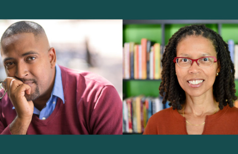 An Afternoon of Poetry: Readings by Cave Canem Poets, featuring Steven Leyva and Evie Shockley