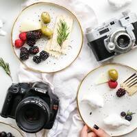 Virtual Photography Class | Food Photography