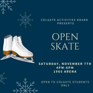 Open Skate!