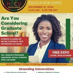 HBCU Graduate Education Expo