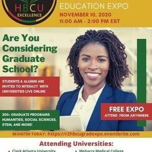 HBCU Graduate Education Expo