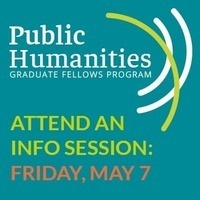 Information Session: Public Humanities Graduate Fellows Program
