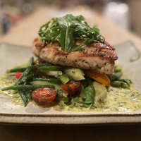 Dine In While Reaching Out: A Night with Chef Chris Hastings