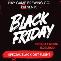 Black Friday, Black Beer Taps