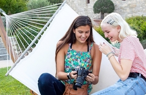 Set your future to autofocus at SCAD eLearning photography program virtual info session