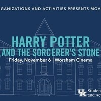 Movies on Main: Harry Potter and the Sorcerer's Stone