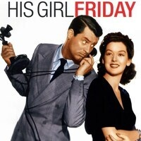 Movie & Discussion: His Girl Friday
