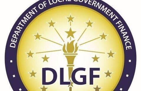 DLGF Logo