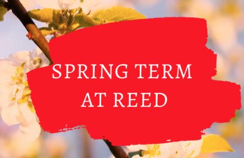 Spring Term Information Session
