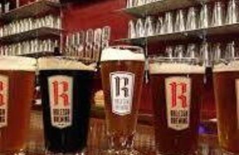 Red and White Week: Young Alumni Tour and Seasonal Tasting at Raleigh Brewing Company
