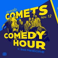 SUAAB Speakers - Bad Medicine Comedy Improv