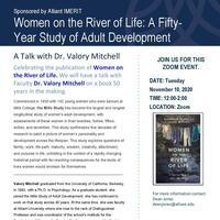 Women on the River of Life: A Fifty-Year Study of Adult Development