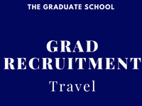 Graduate Recruiter to attend Texas A&M University Graduate Fair