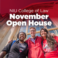NIU Law November Open House