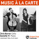 Music a la Carte: Chris Rorrer and Danielle Yi