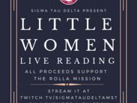 Little Women Live Reading