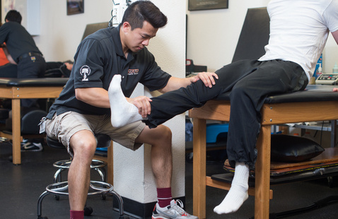 Athletic Training Live On-Campus Information Session