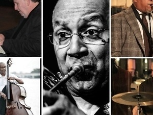 John Lamkin 'Favorites' Jazz Quintet LIVE STREAMING CONCERT
