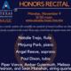 Honors Recital