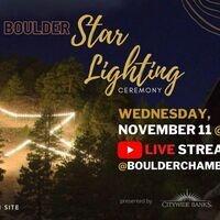 Boulder Star Virtual Lighting Ceremony