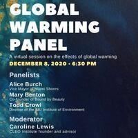 Global Warming Panel
