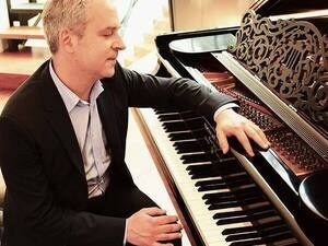 Cornell Concerts presents pianist Jeremy Denk