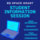ND Space Grant Student Information Session