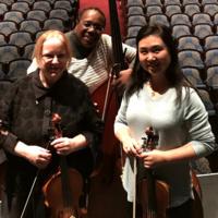 Faculty Recital: Jackie Pickett with LaGrange Trio