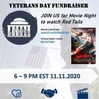 Veterans Day - Watch Red Tails with Student Veterans