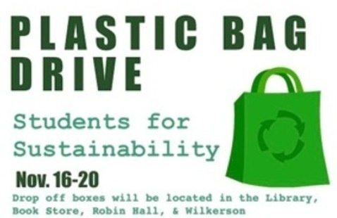 Plastic Bag Drive