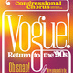 Virtual Concert | Congressional Chorus presents Vogue: Return to the 90s