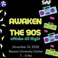 aWaken the 90s: aWake All Night- Nine Holes Cosmic Golf