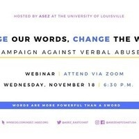Change Our Words, Change The World