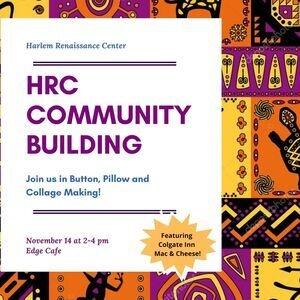 Community Building with the Harlem Renaissance Center
